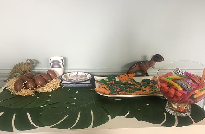 anni dinosaure