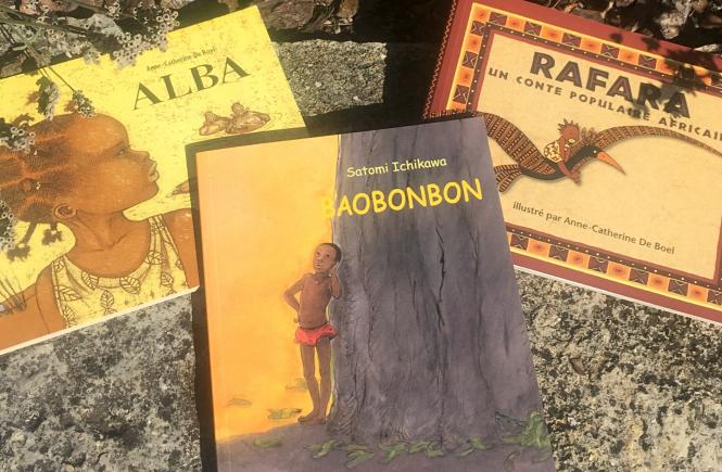 coup de coeur livres jeunesse Afrique